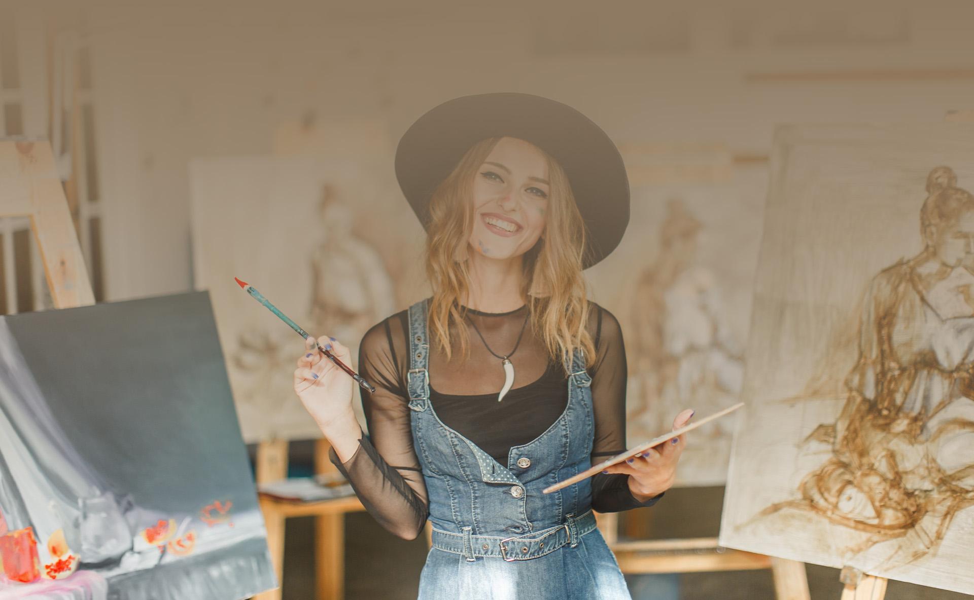 Artistes et œuvres d art