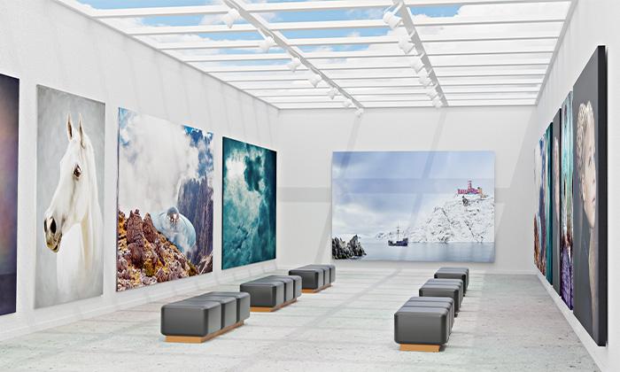 Les galeries d art en France